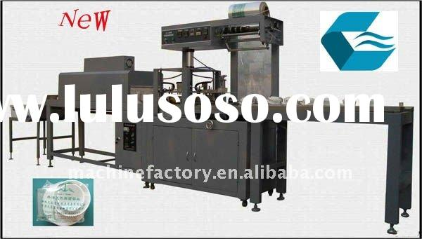 Popular used Tablewares automatic packing machine