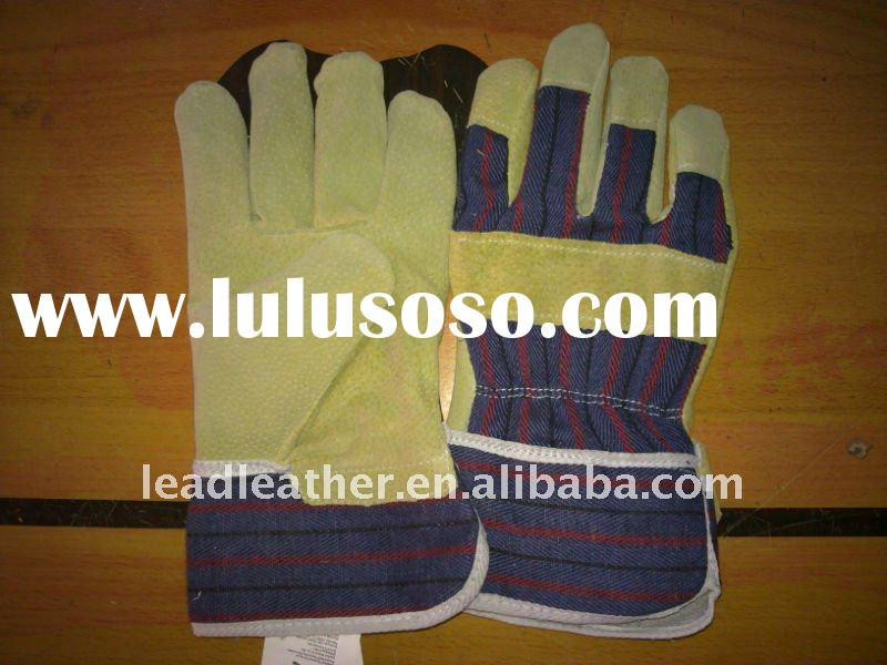 leather working gloves