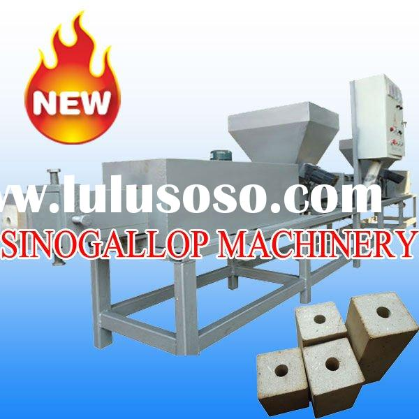 2012 Newest wood pallet block machine,wooden pallet making line