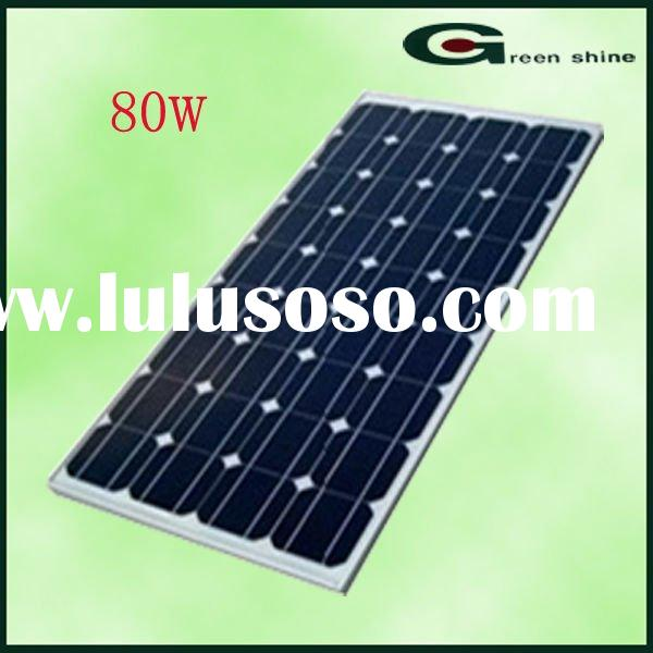 Factory Manufacture Mono and poly Solar cell