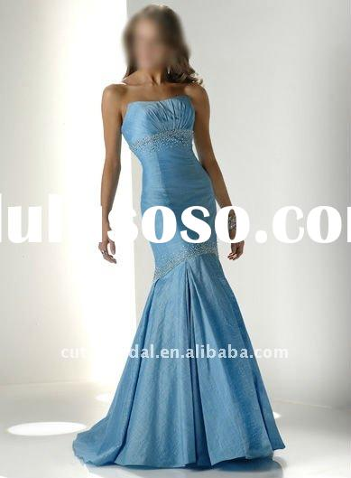 Mermaid Beaded Prom Dress, Evening Dress 5231