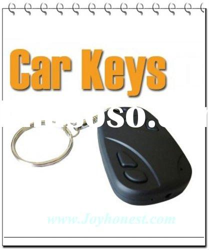 1280x1024 car keychain camera ,sound-activated hidden camera