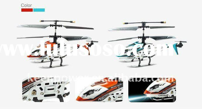 2011 best  4 Channels  RC Helicopter with gyro