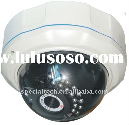 420 480 520 600 TVL IR  Vandal Proof dome camera