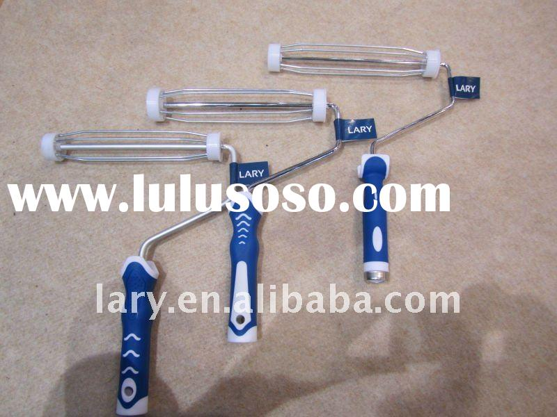 """9""""paint roller frame with new soft grip"""