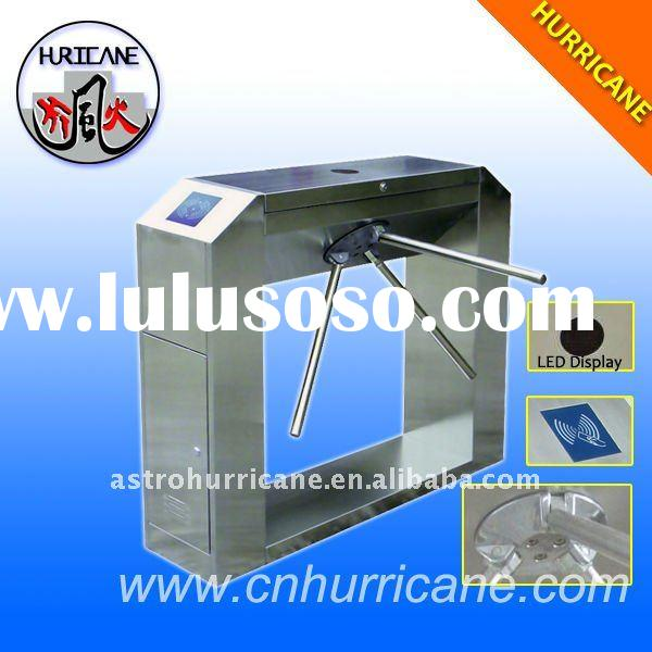Automatic Tripod Turnstiles for Access Control Management