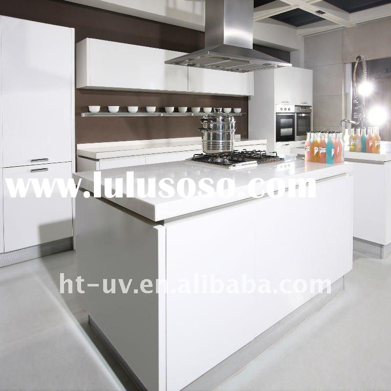 Mdf Kitchen Cabinets Price: High Glossy MDF For Kitchen Cabinet Door For Sale