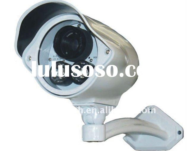 New Led Array Waterproof IR CCTV Camera low illumination