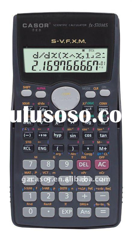 Scientific calculator FX-570MS