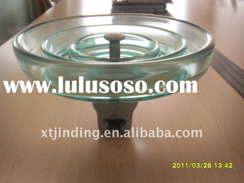 U120B Toughened glass insulators