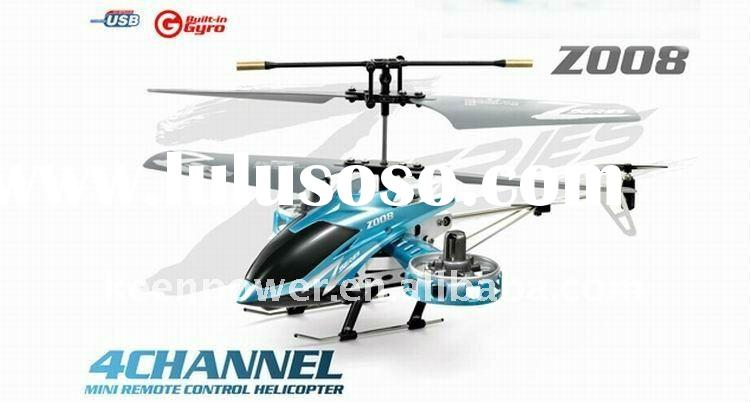 avatar z008 4ch mini rc helicopter,4 channel rc helicopter