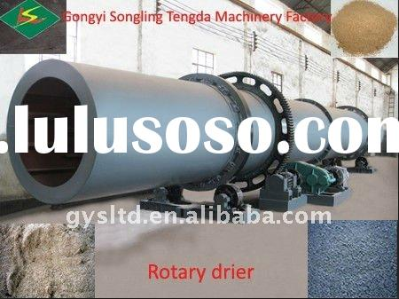 best selling rotary durm drier made in China
