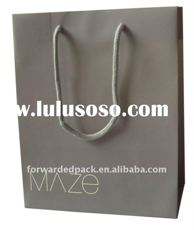 superior quality paper bag for packing