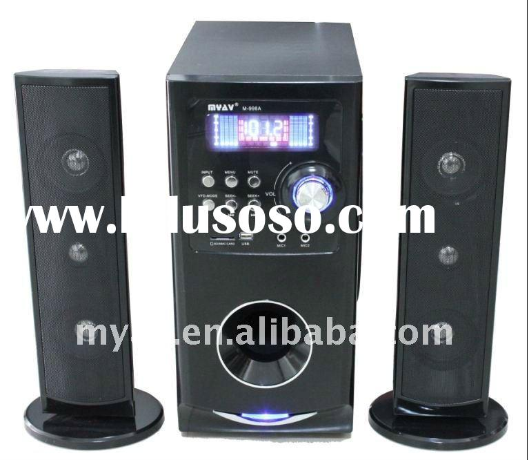 2.1 high power home theater