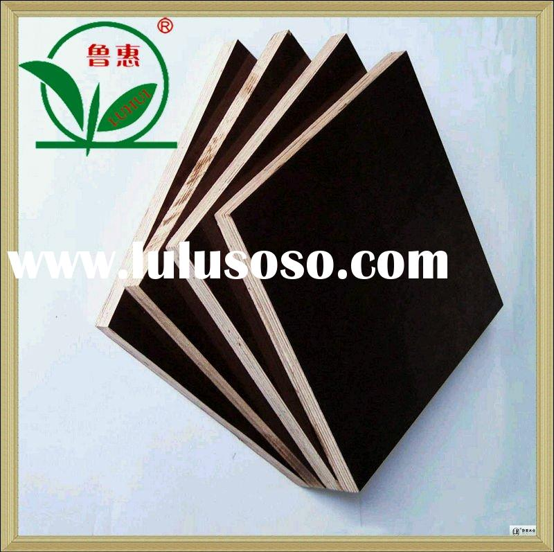 Brown Film Faced Shuttering Plywood