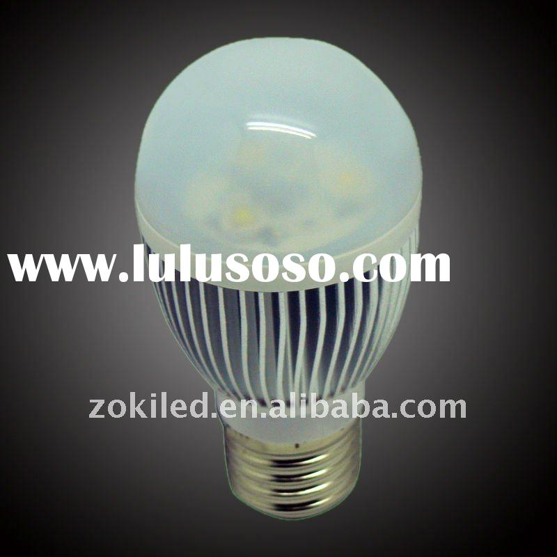 E27 RGB High Power Dimmable LED Bulb