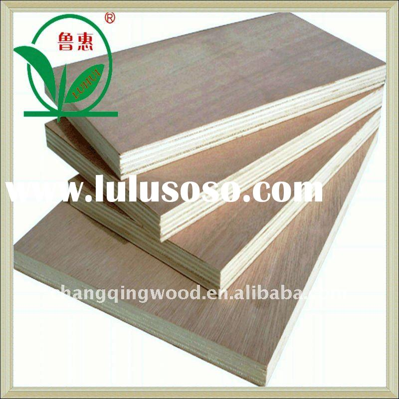 Good Quality Okoume Plywood Sheet