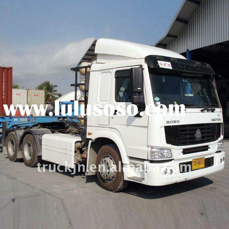 HOWO CNG PRIME MOVER