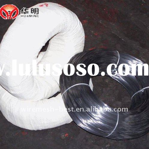 Low-carbon Steel Black Annealed Iron Wire (factory)