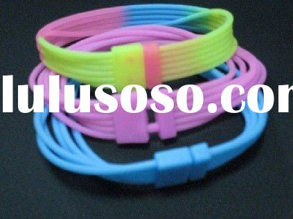 New colorful silicone bracelet