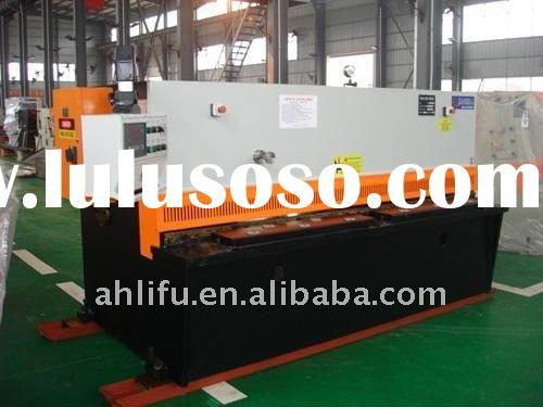 Series Hydraulic Shearing Machine & hydraulic cutter, cutting machine