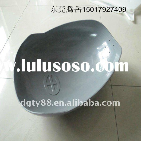 Vacuum thermoforming process plastic products