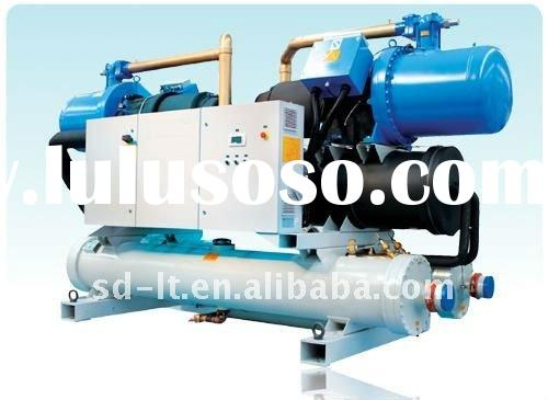 Water Cooled Screw Compressor Water Chiller