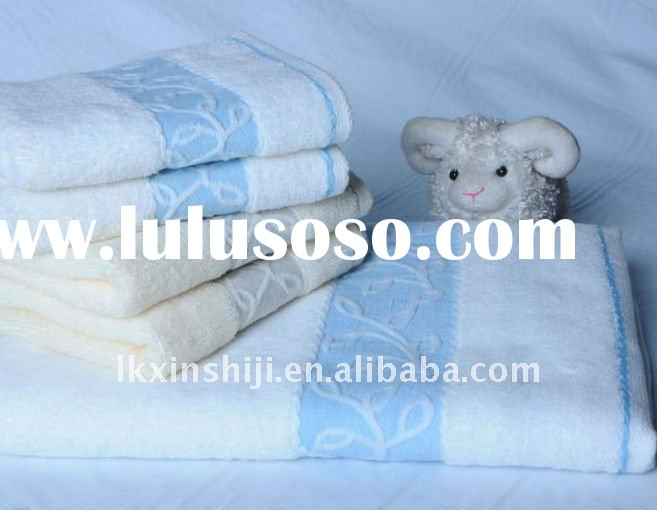 100% cotton,16s,32s cotton terry towel