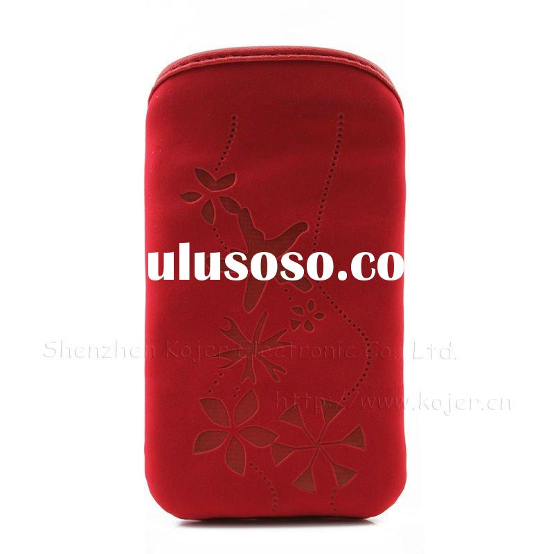 2011 Hot Mobile Phone Pouch for iPhone 4/4S