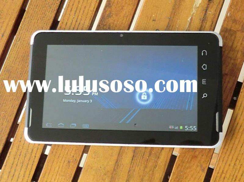 7 inch   5 point touch  capacitive touch BNT-R70009M 8GB nand flash PC Tablet android 2