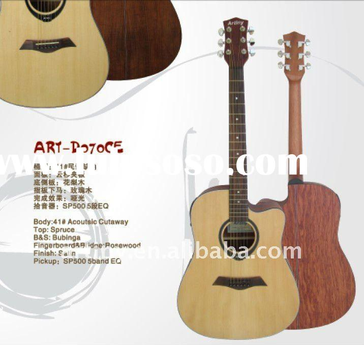 Artiny 41 Acoustic Guitar ART-D070CE.Hot sell to Brazil