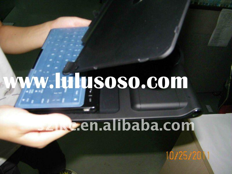 Hold Case With Wireless Bluetooth Keyboard For iPad