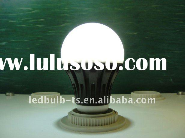 Hot-sale plastic energy saving E27 5W LED Bulb Lighting