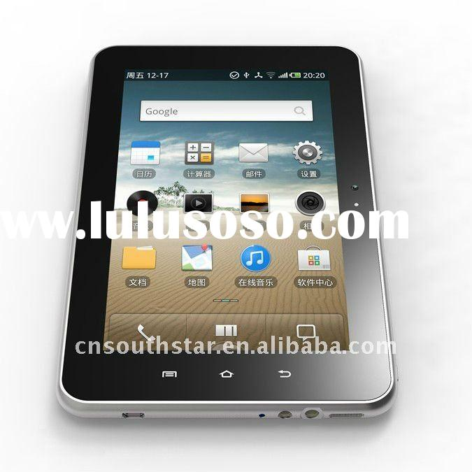 Laptop tablet android (7'' multi-touch capacitive 3G available)