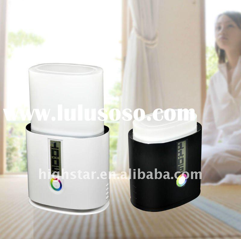 Touch Sensor Table Lamp with FM Radio and Speaker