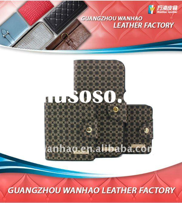 genuine leather wallet for women