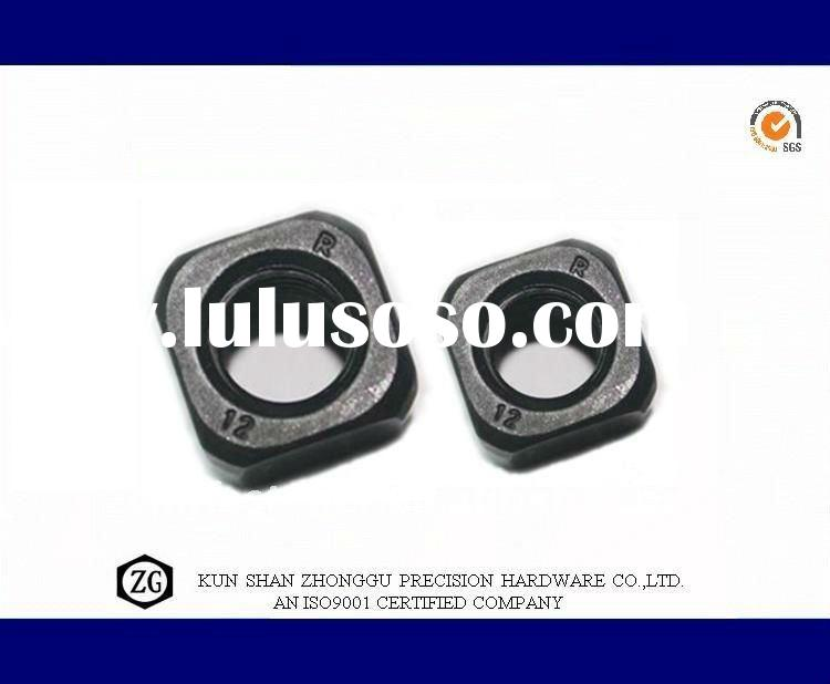 Carbon Steel Square Nuts made in China
