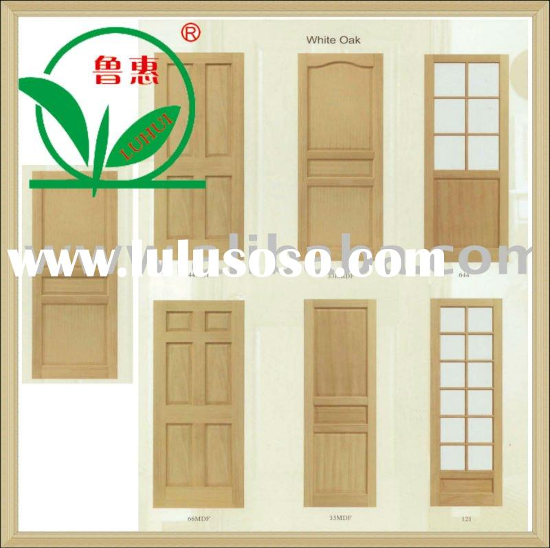 High quality interior wood door for sale price china for Good quality interior doors