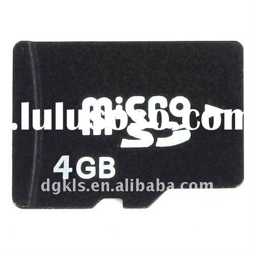 High Quality Micro SD Memory Card