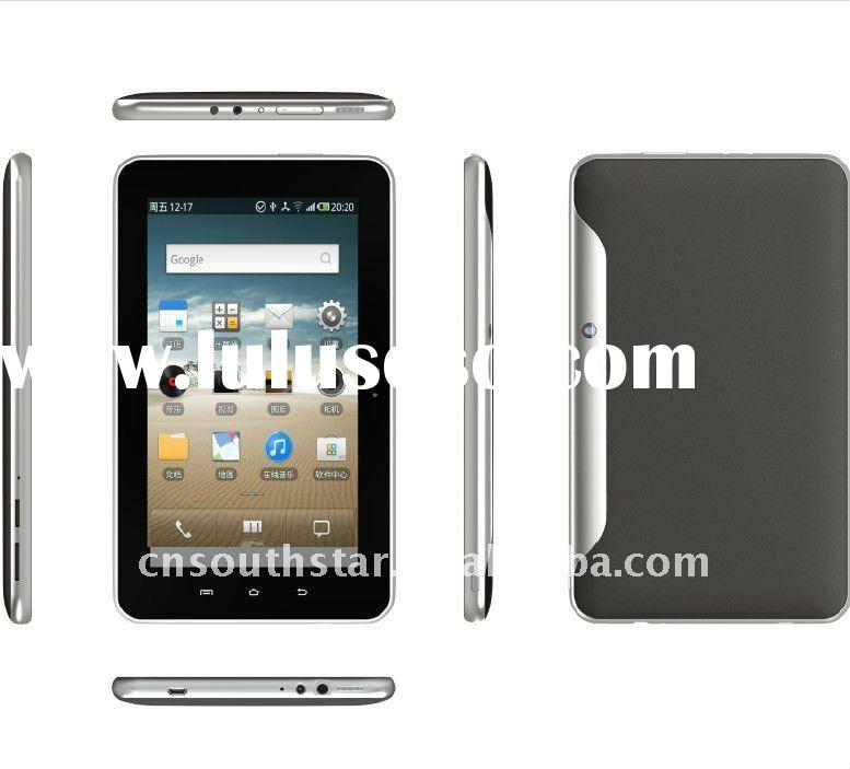 Tablet android 3.0 tablet (7'' ARM11 capacitive touch 3G phone available)