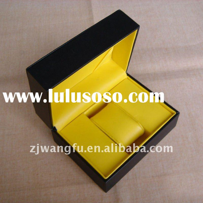 high quality handmade leather box for watch