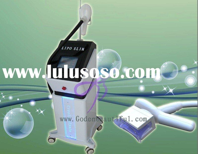 new cryolipolysis beauty equipment manufactory with CE