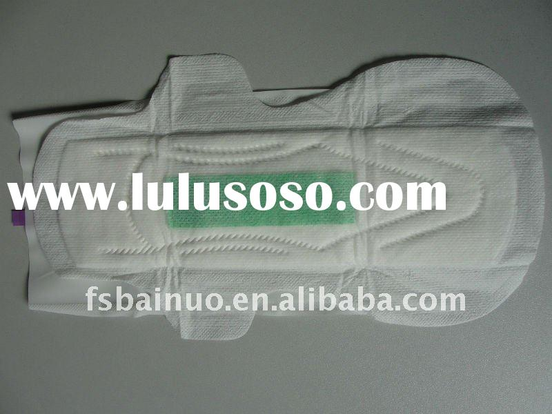 super absorption sanitary napkin