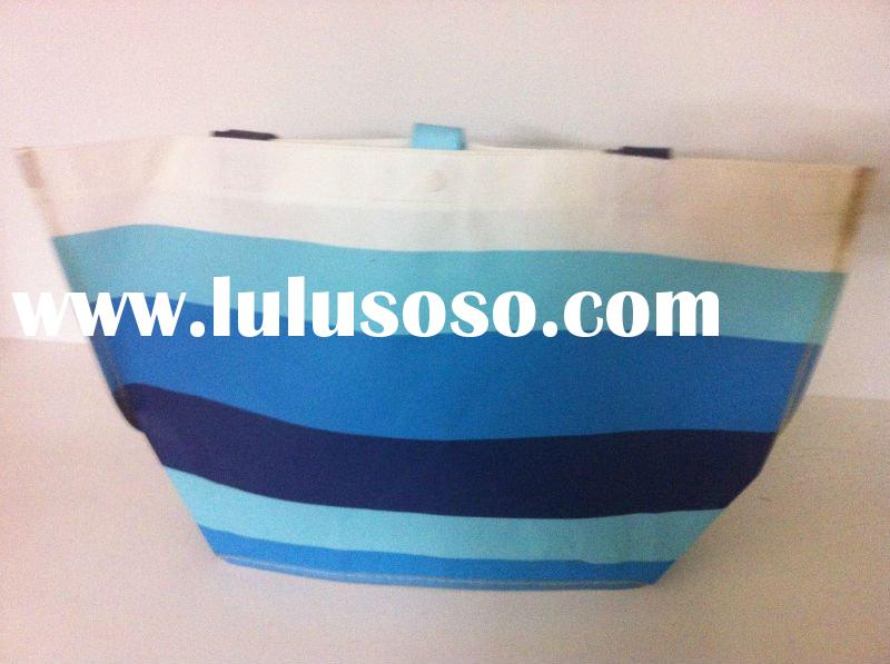2011 Japanese recycled non-woven shopping bag