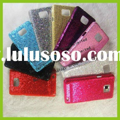 For samsung galaxy s2 Glitter hard back case cover bling shining case