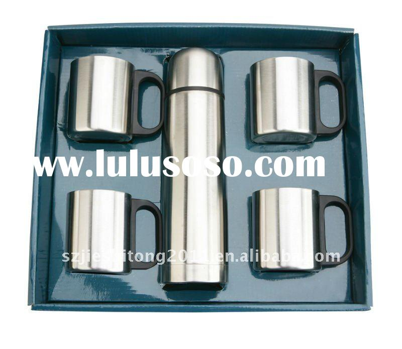 Gift sets cup and vacuum flask