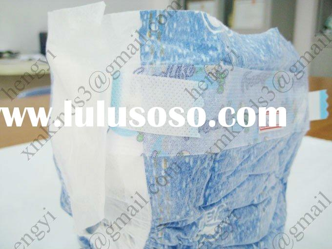 High grade Disposable changing pads