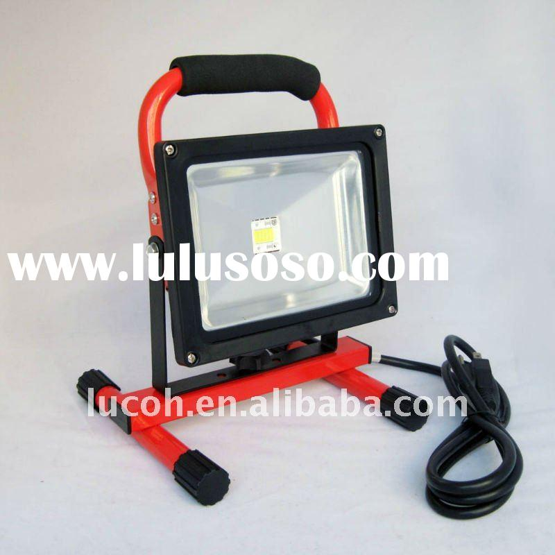 High power outdoor stand 20W portable LED flood light,LED floodlight,LED flood lamp,construction wor