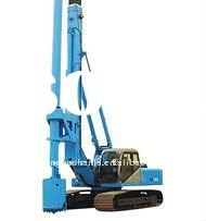 National Patents and Quality Guarantee! speical for foundation piling !HF856A Crawler Type rotary dr