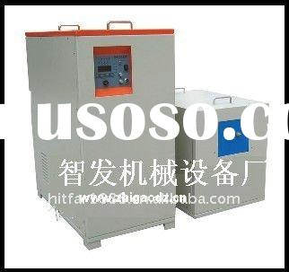 110KW medium frequency generator/IGBT induction melting/forging furnace/intermediate frequency heati